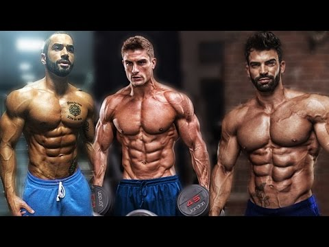 TOP Male Physiques In The World