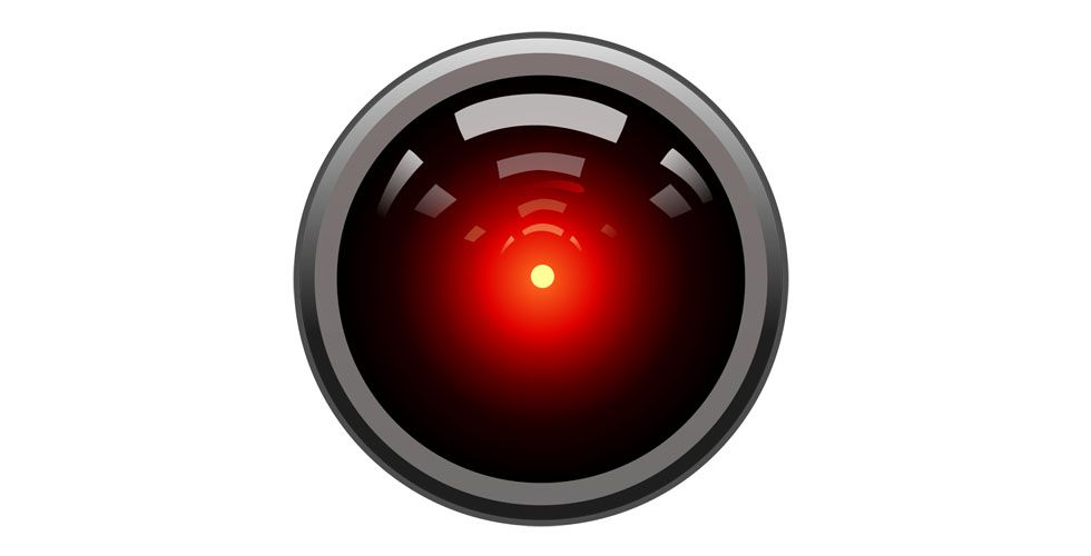 HAL 9000 is here!