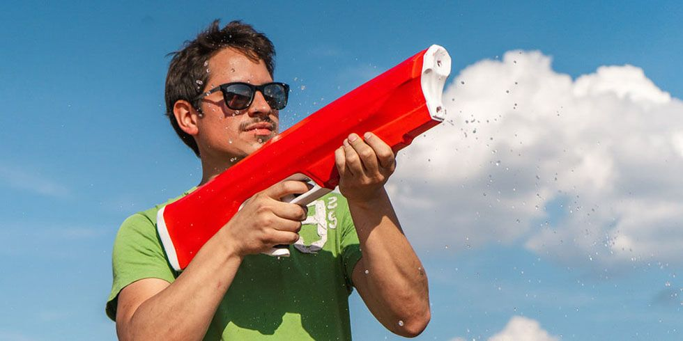 The ultimate water gun: Spyra One