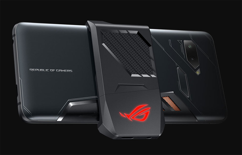 Asus Enters the Mobile Gaming Territory
