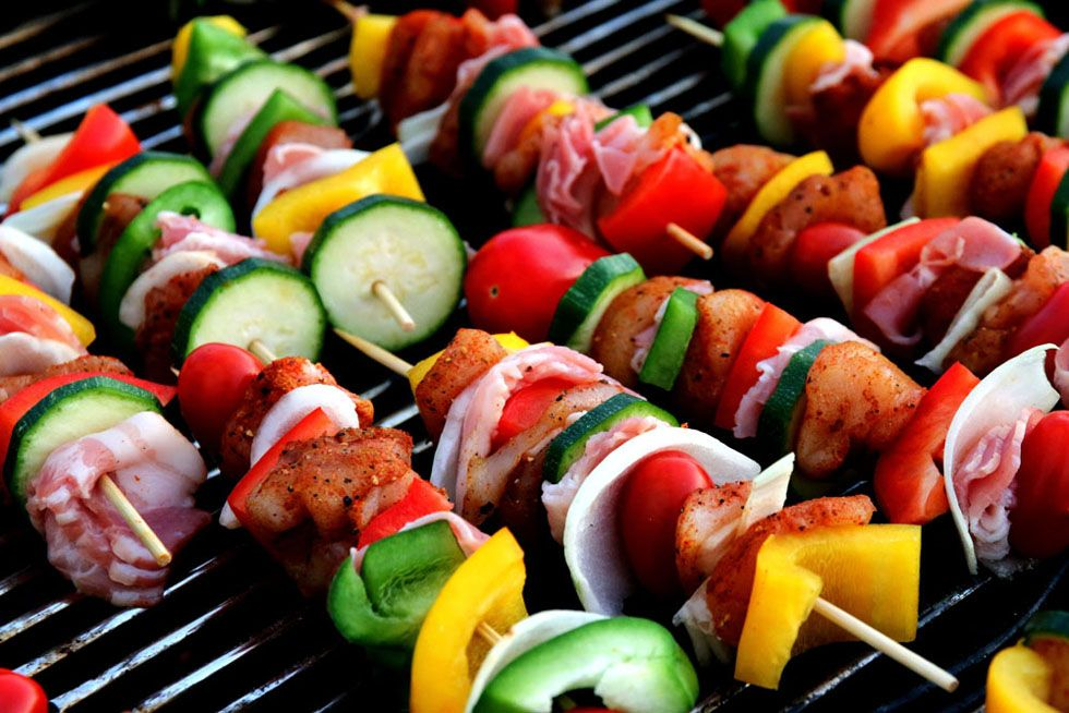 Slow grilled vegetables, why they're trending?