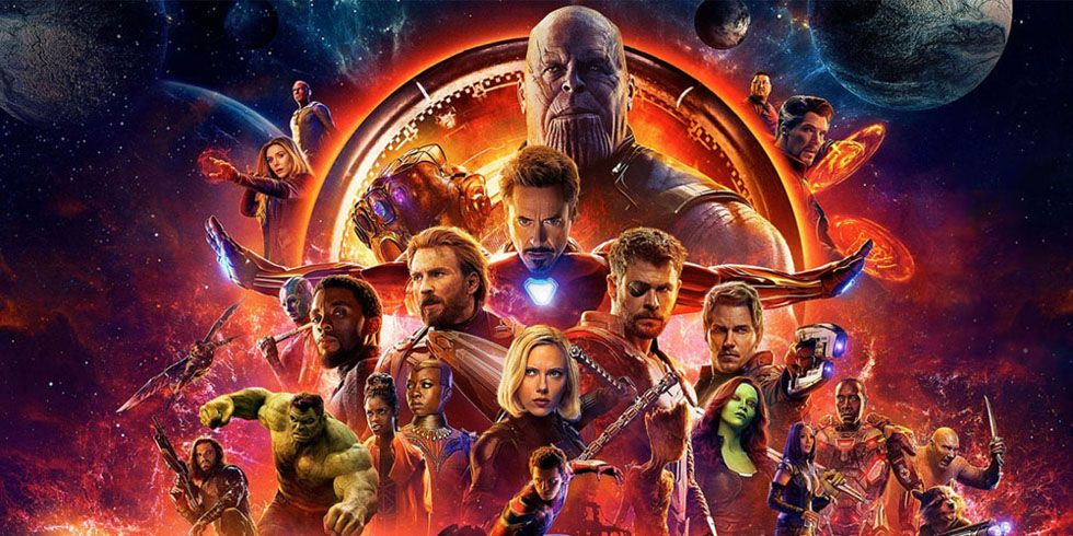 Avengers: Infinity War now on Digital HD