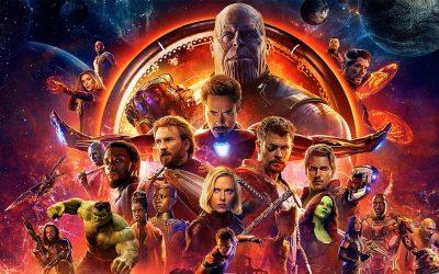 Avengers: Infinity War now on Digital HD