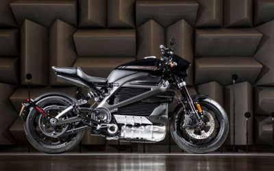 Harley-Davidson launching Electric LiveWire motorcycle in 2019