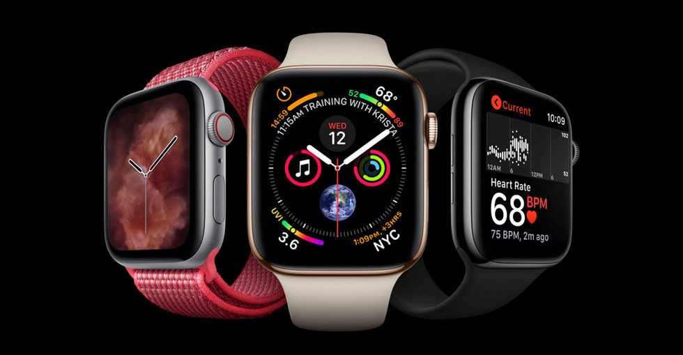The Wait is over; Apple Watch Series 4 is here!
