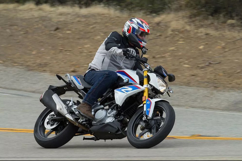 The Pulse of the City, New BMW G 310 R