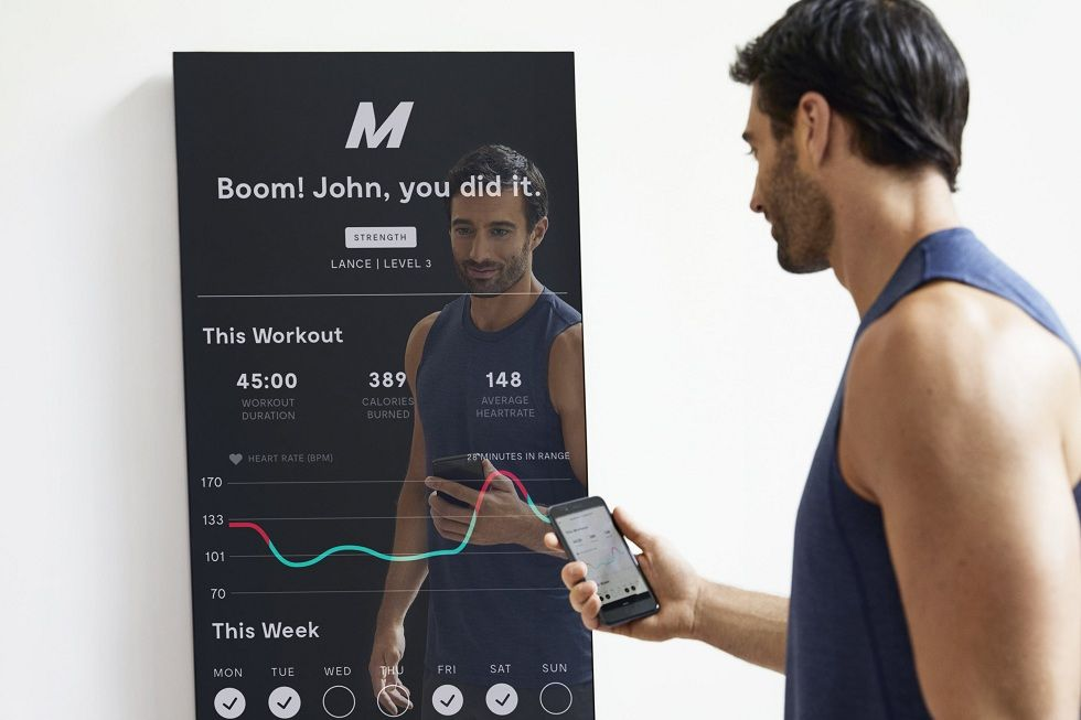 Time to Be Smart with Mirror