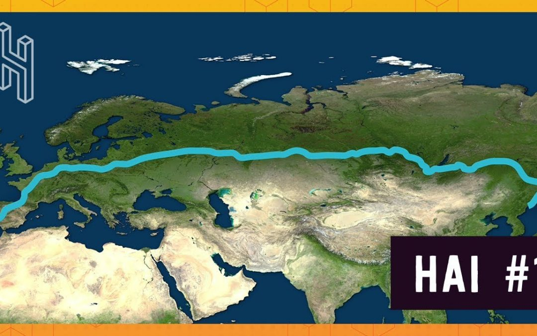 GET, SET & Go! The longest Trip on Earth by Road