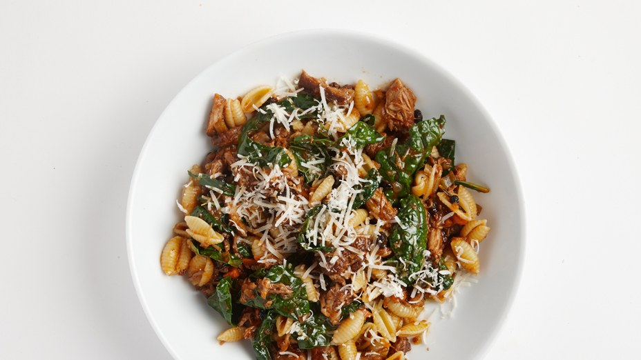 Enjoy the Best Fall Pasta: Cavatelli with Pork Ragù