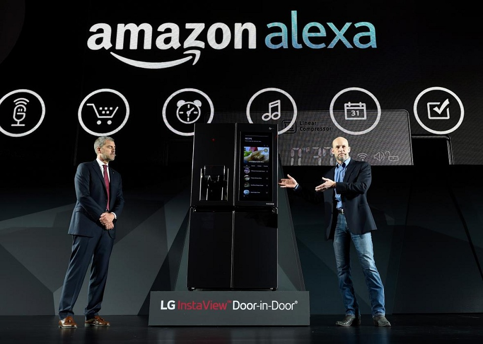 Products Work with Alexa!