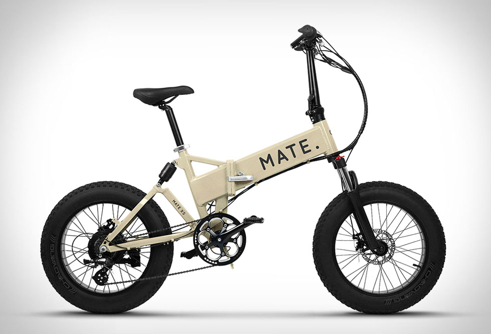 Mate X Folding Electric Bike