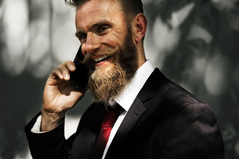How to Grow a Great Beard
