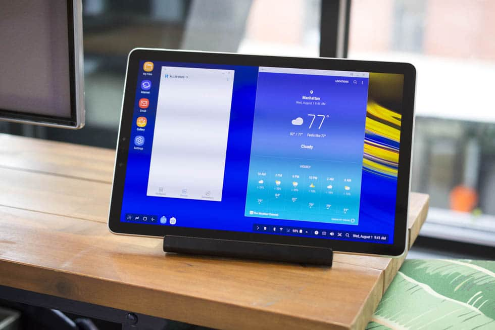 Samsung Galaxy Tab S4 Launched