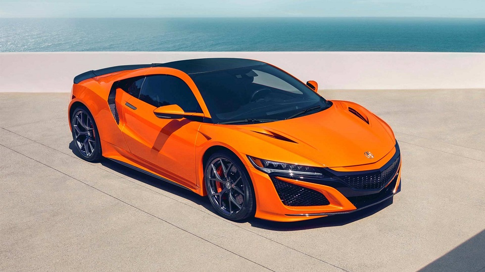 THE LEGEND CONTINUES! Acura NSX 2019