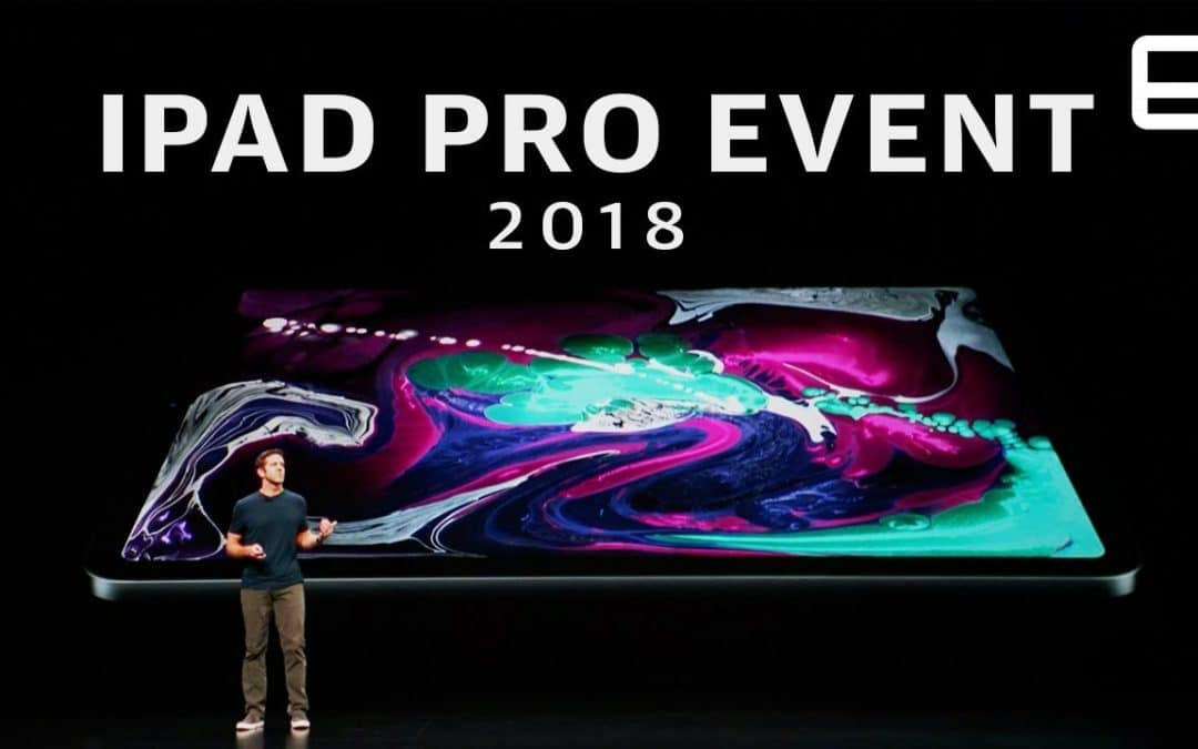 Apple iPad Pro, MacBook Air and Mac Mini Event