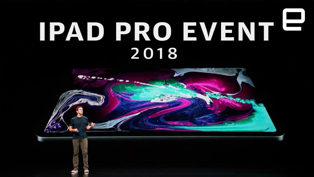 Apple iPad Pro, MacBook Air and Mac Mini Event