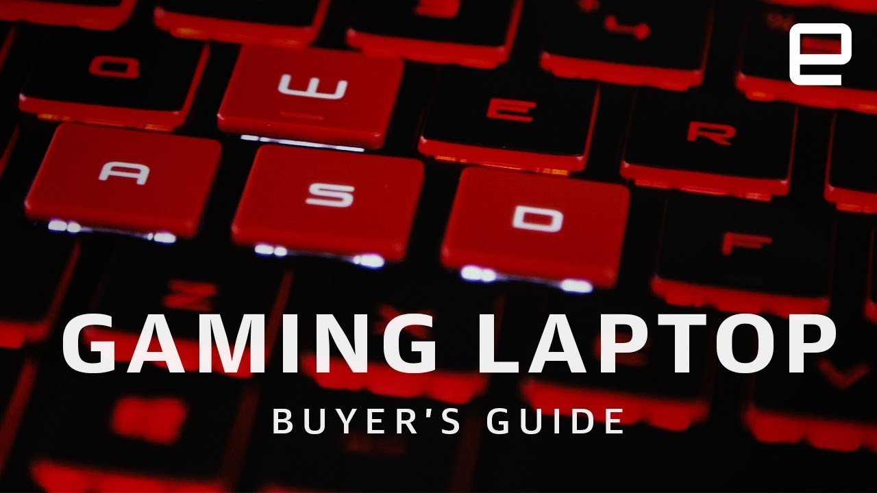 Gaming laptop! How to buy It