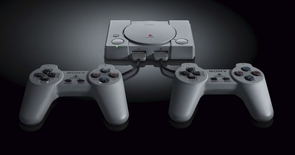 The Ultimate Gaming Luxury! Sony PlayStation Classic