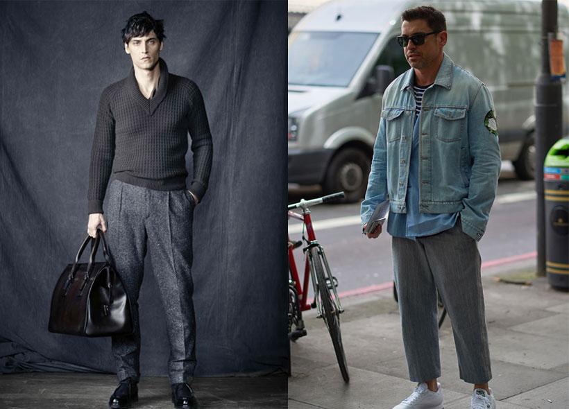 Modern Trouser Styles for Men! Dress Nicely
