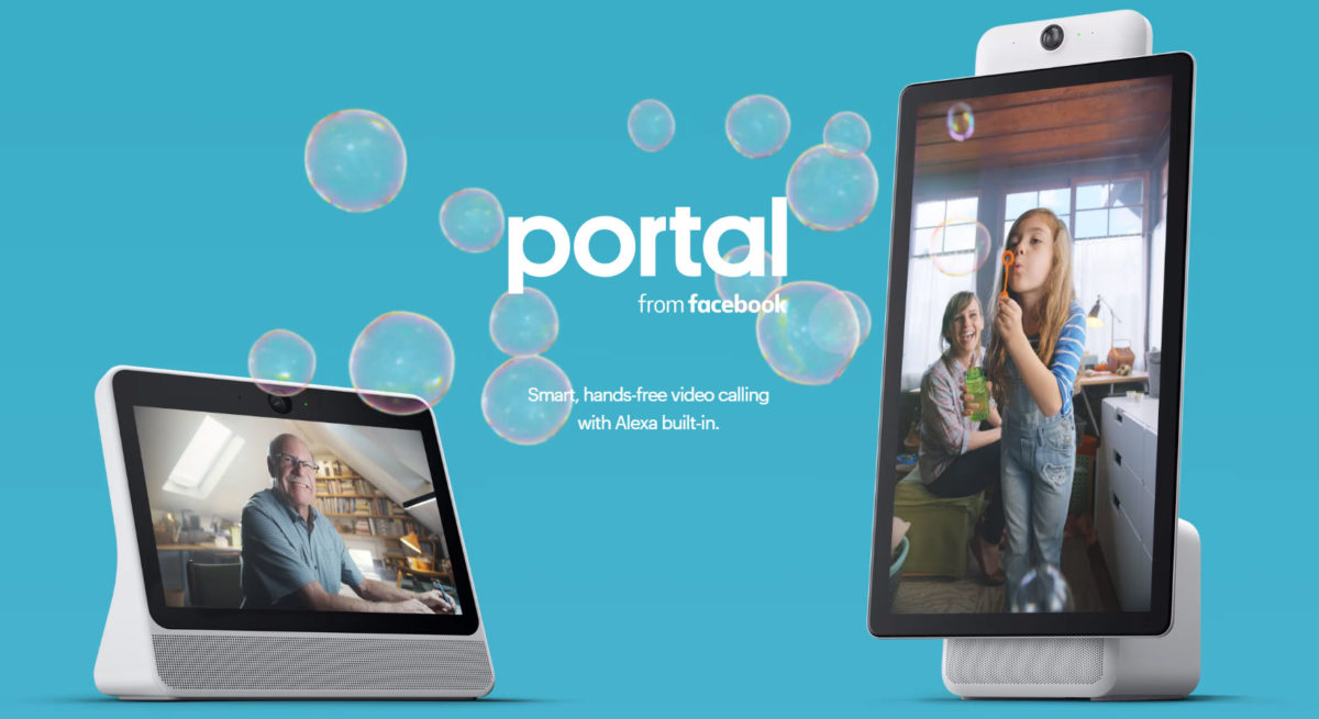 Facebook unveiled Its First Product! Facebook Portal & Portal+