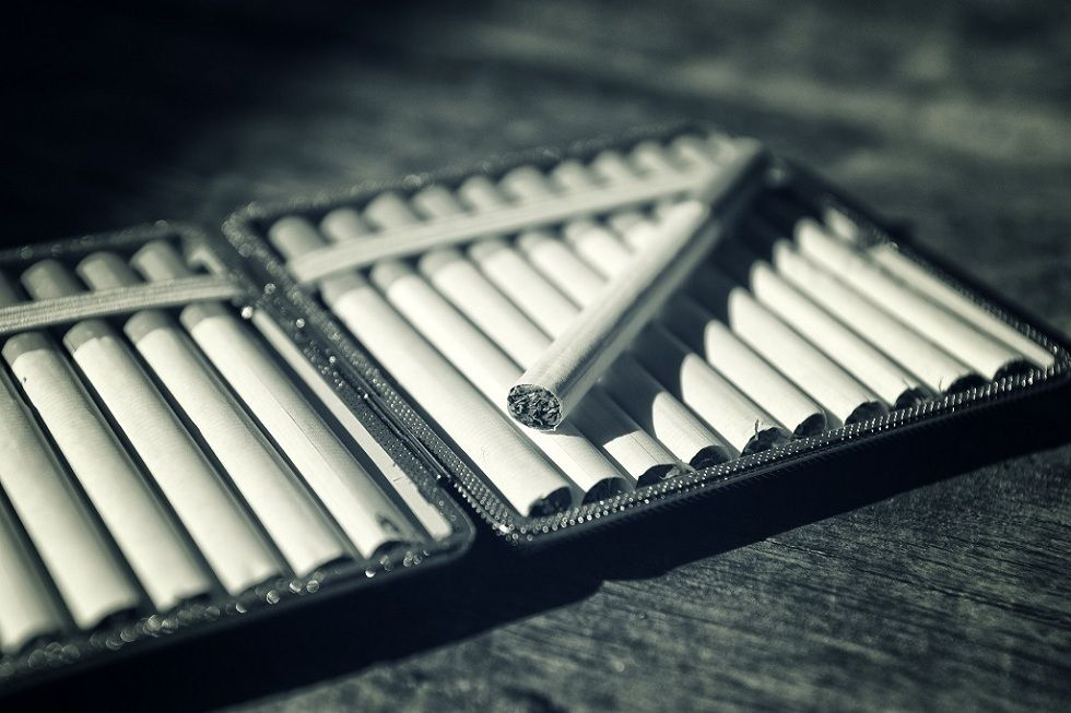 The Cigarette Case! To make You Convenient