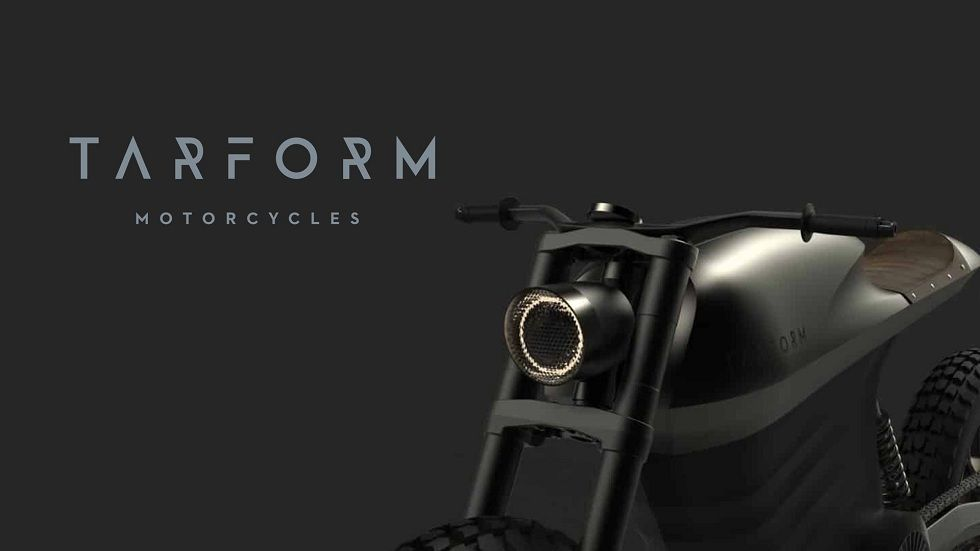 Tarform Unveiled Its First Electric Motorcycle
