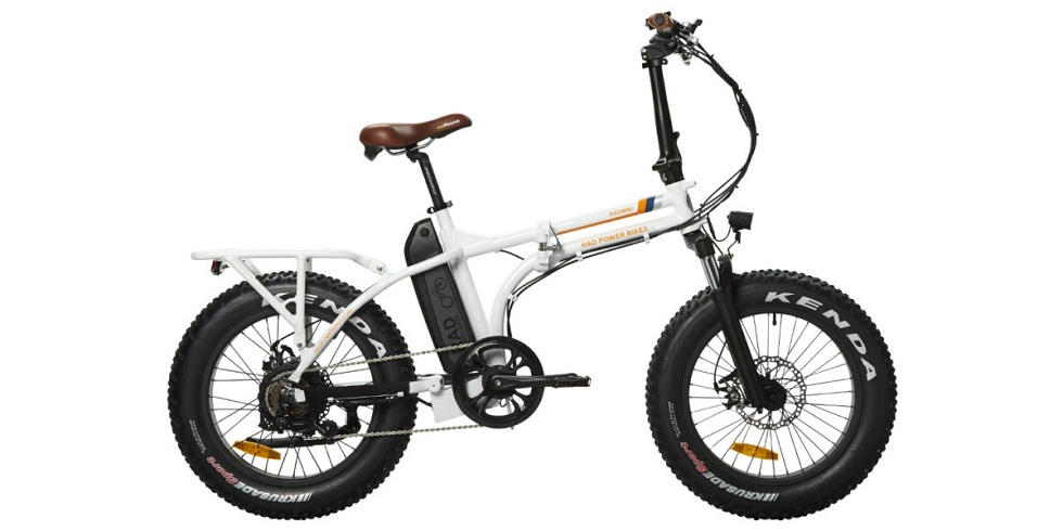 RadMini Electric Folding Bike! The Fat Bike