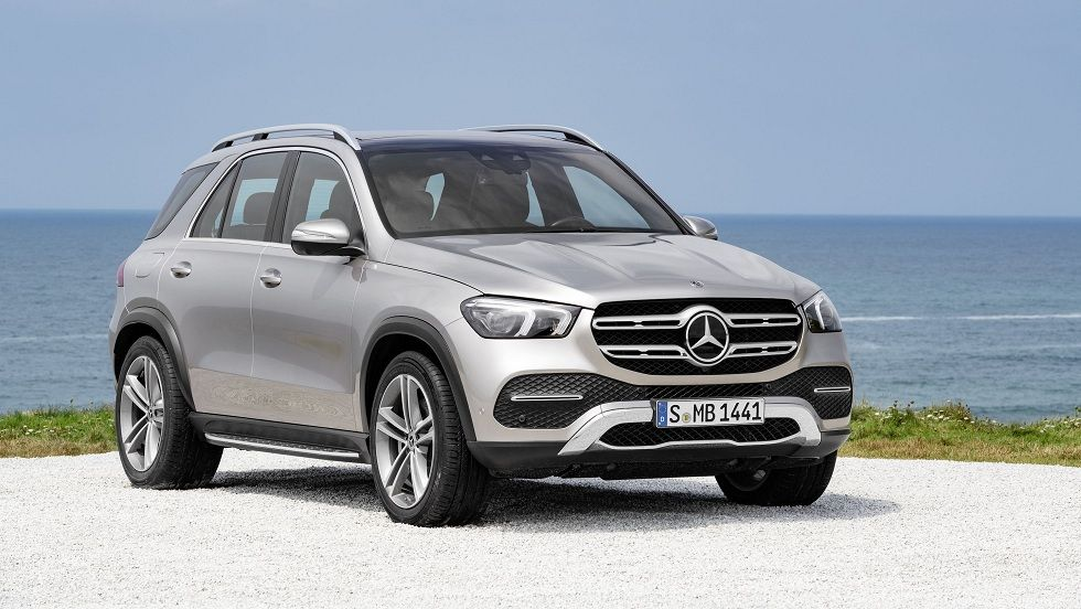 The Mercedes Benz GLE! Redesigned and Smarter