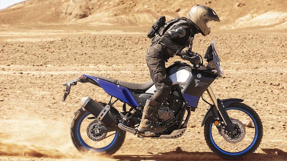 Yamaha's Tenere 700! Ultimate Adventure