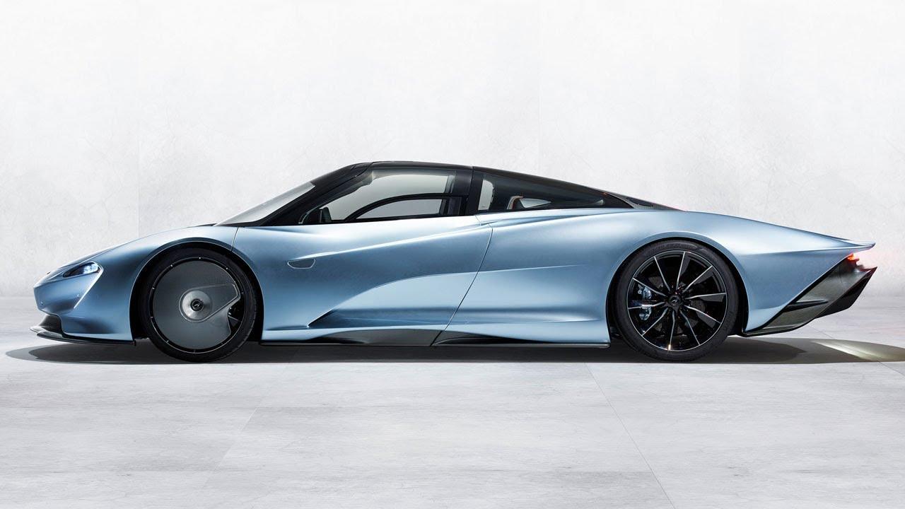 McLaren Speedtail | Top Gear