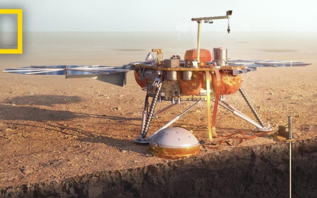 NASA! Exploration of Mars Red Planet