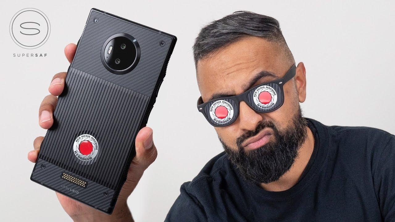 RED Hydrogen One! Worth $1300?