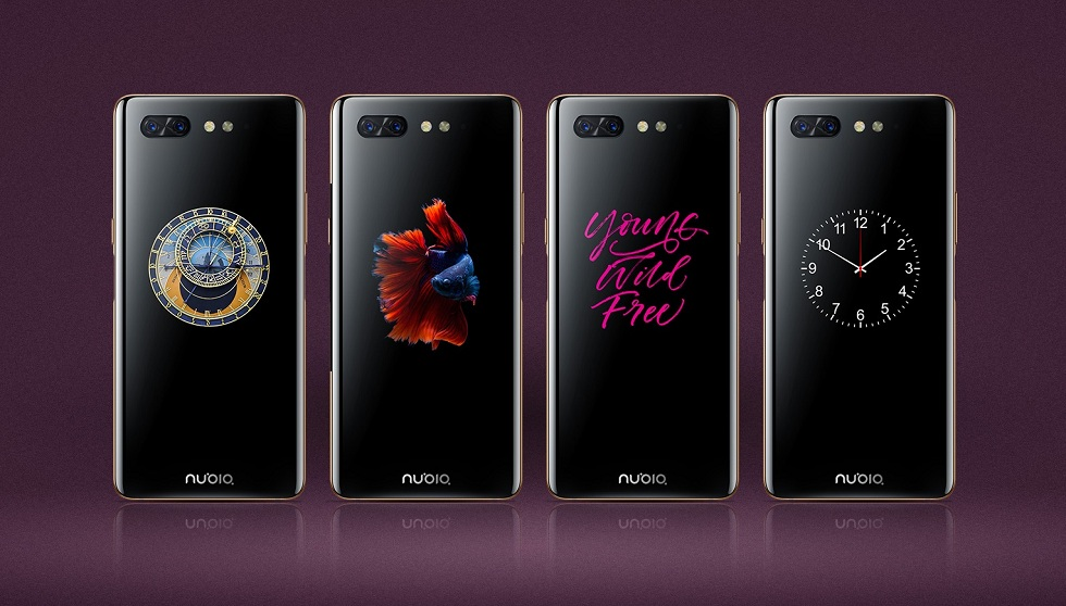 The Nubia X! Smartphone with Dual-Displays