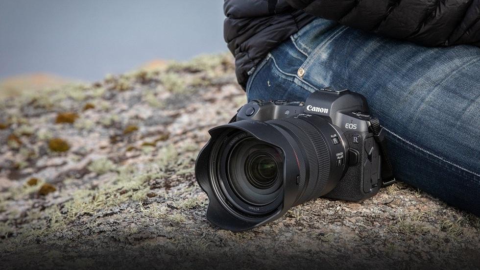 Canon EOS R! The Eye-Catcher