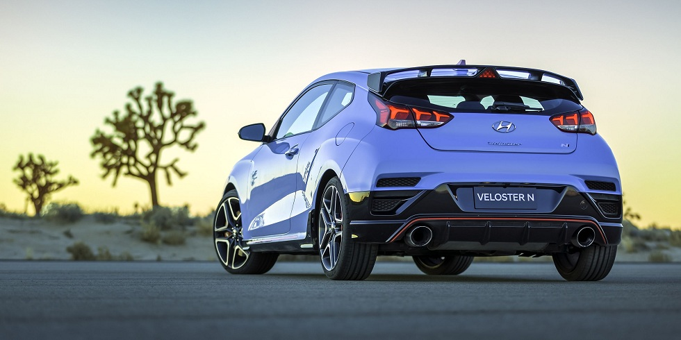 2019 Hyundai Veloster N! Pure Passion