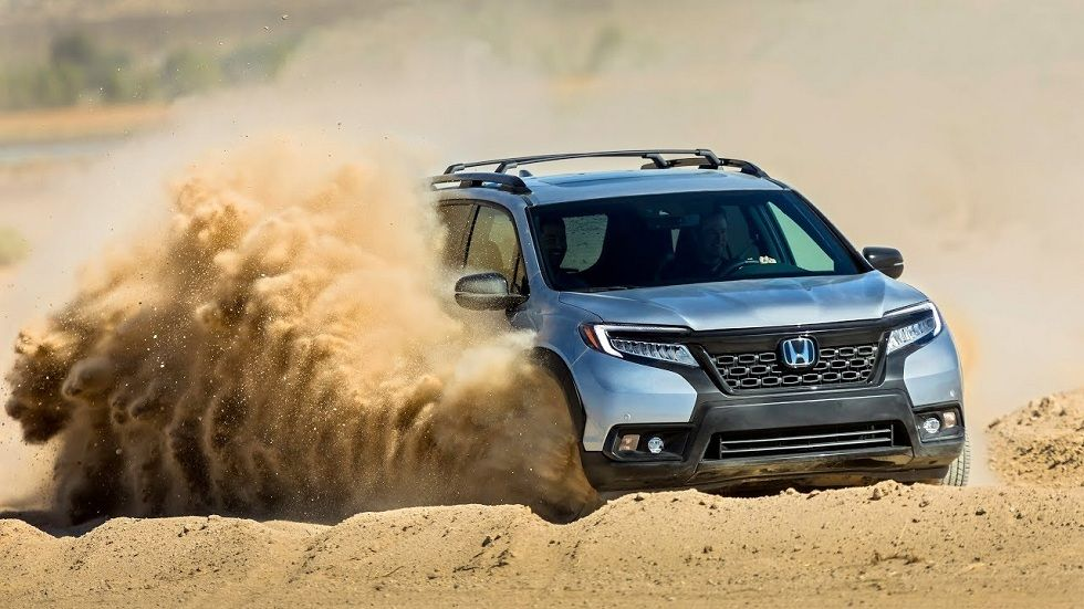 The 2019 Honda Passport! A Rugged Style