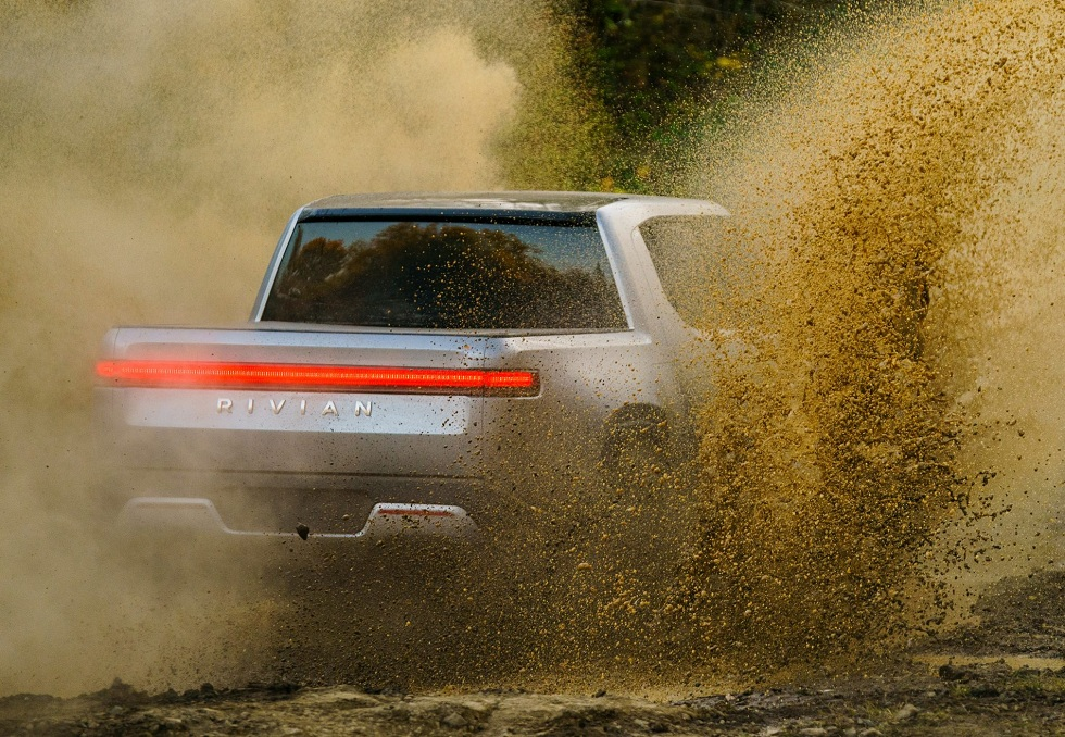 Rivian R1T! First Electric Adventure Truck