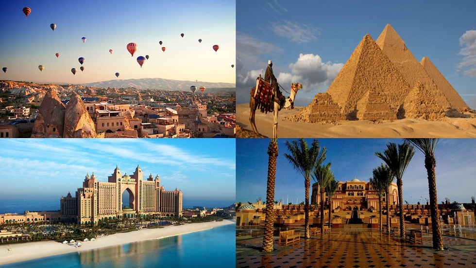 The Best Places To See In The Middle East