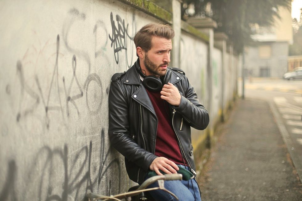 Look Smart with Trendy Leather Jackets