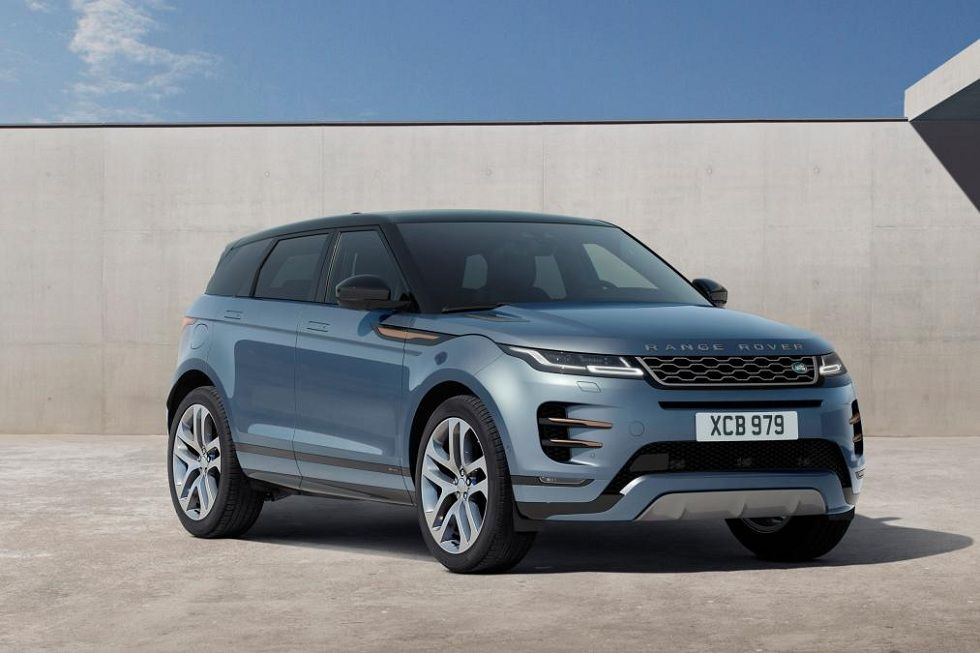 Range Rover Evoque 2019! A Powerful Drive