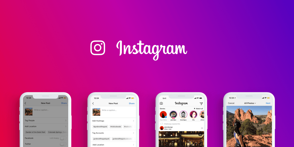 Instagram Voice Messages! Insta Walkie -Talkie