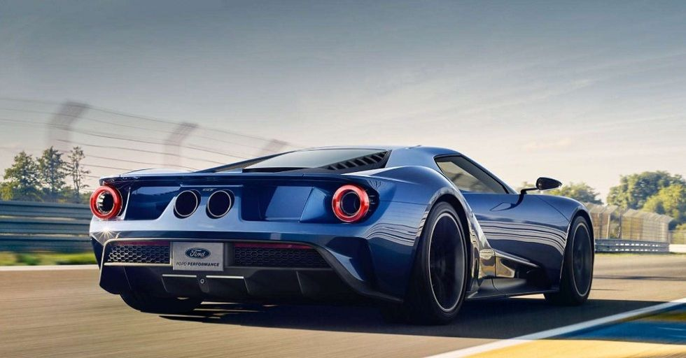 The Ford GT Carbon Series! The Racer
