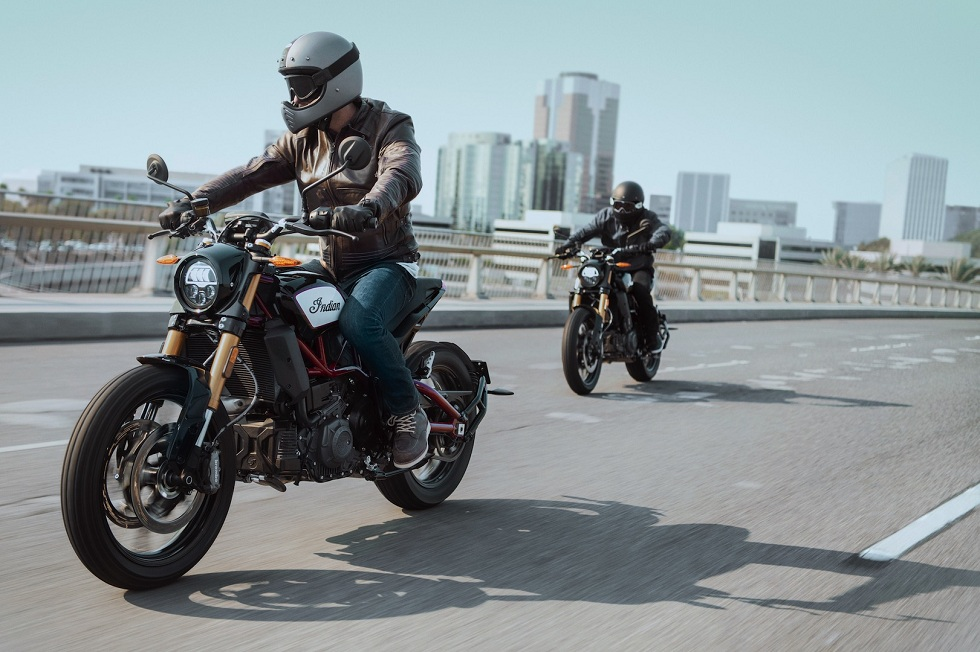Indian FTR 1200 S! Simply Irresistible