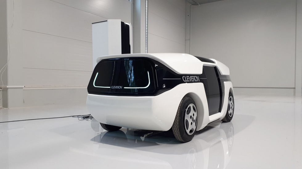 Get Ready For Driver-less Delivery Cars with Cleveron Lotte