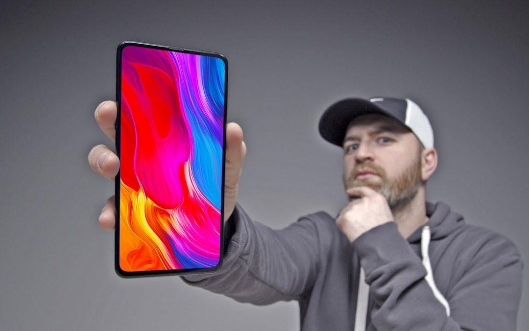 The Mi Mix 3 Smartphone! The Slider