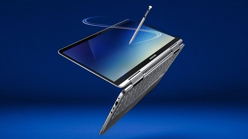 Samsung Notebook 9 Pen! Keep You Moving