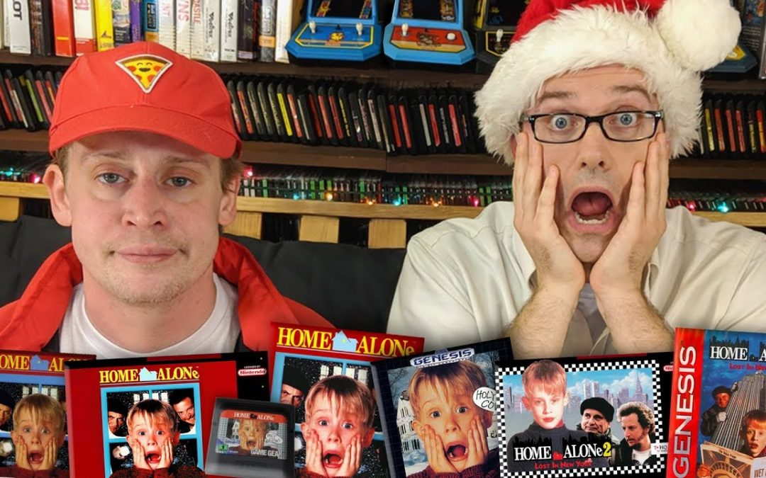 Are You Ready for Home Alone Games