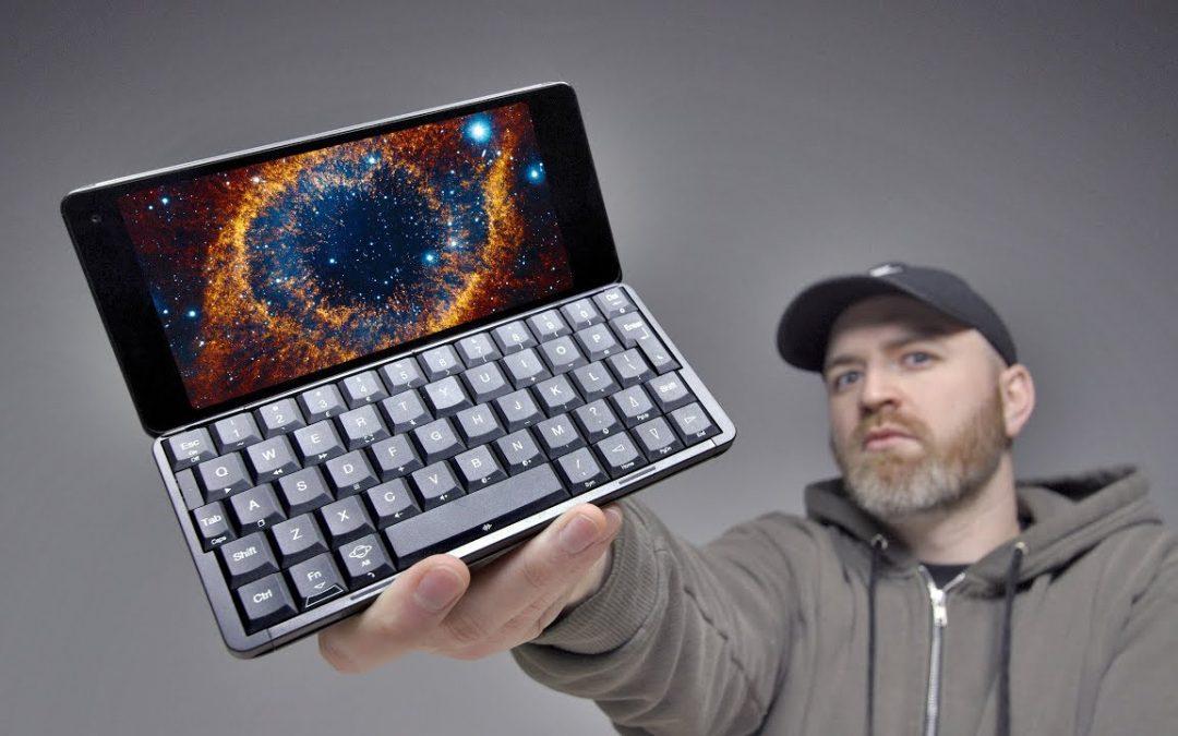 Looking for Smartphone or Laptop! Gemini PDA