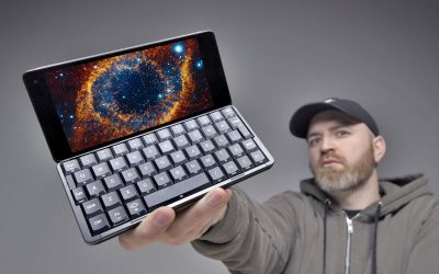 Looking for Smartphone or Laptop! Gemini PDA