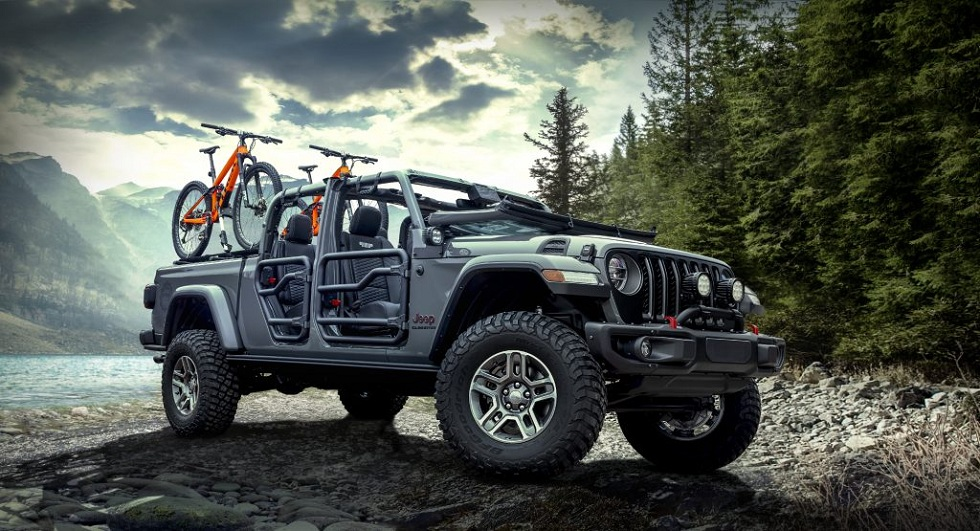 Jeep Comes up With Gladiator!
